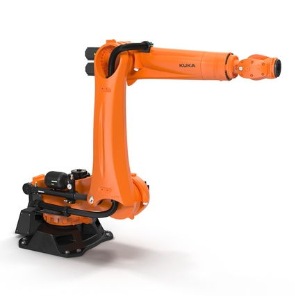 Kuka Robots Collection 5. Render 36