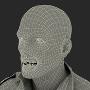 Zombie Rigged for Cinema 4D. Preview 72