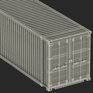 45 ft High Cube Container Blue. Preview 46