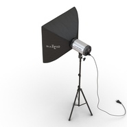 Photo Studio Lamps Collection. Preview 54