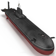 Typhoon Class Submarine. Preview 12