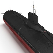 Typhoon Class Submarine. Preview 17