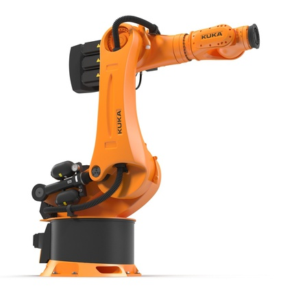 Kuka Robots Collection 5. Render 35
