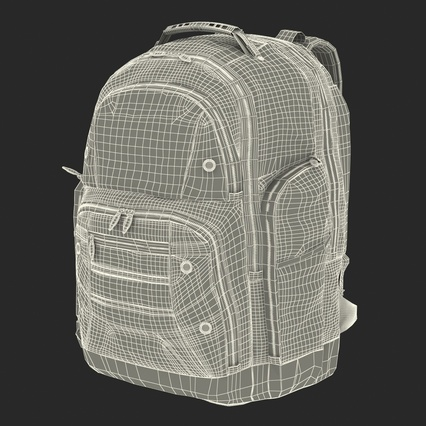 Backpack 2 Generic. Render 5