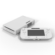 Nintendo Wii U Set White. Preview 2