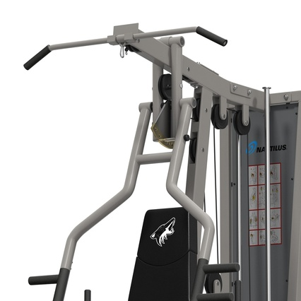Weight Machine 2. Render 25