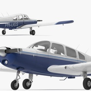 Piper PA-28-161 Cherokee Rigged. Preview 18