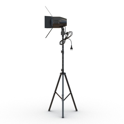 Photo Studio Lamps Collection. Render 18