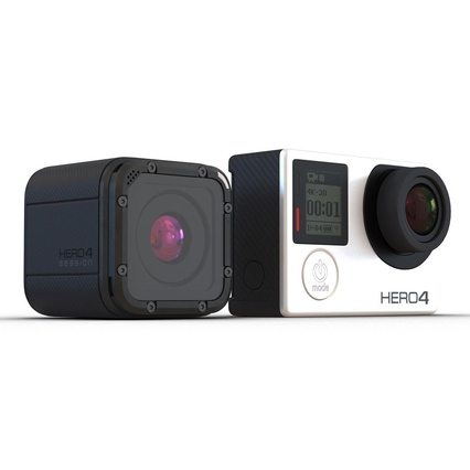 GoPro Collection 2. Render 10