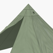 Floorless Camping Tent Open. Preview 10