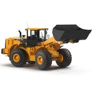 Generic Front End Loader. Preview 12