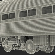 Railroad Amtrak Passenger Car 2. Preview 71