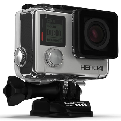 GoPro Collection. Render 59