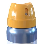 Metal Bottle With Sprayer Cap Generic. Preview 11