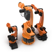 Kuka Robots Collection 5. Preview 16