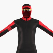 Speed Skater Suit Generic. Preview 8
