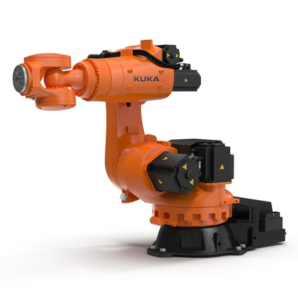 Kuka Robots Collection 5. Render 43