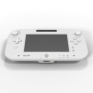 Nintendo Wii U Set White. Preview 5