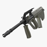 Bullpup Assault Rifle Steyr AUG A2