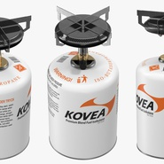 Mini Camping Gas Stove Kovea. Preview 9