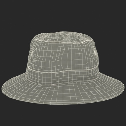 Fishing Hat. Render 24