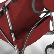 Baby Stroller Red. Preview 28