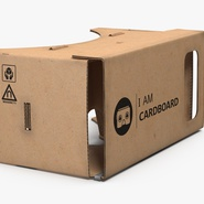 Google Cardboard VR Headset. Preview 9