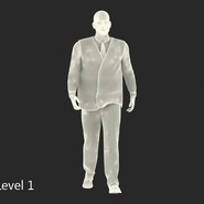Port Engineer Walking Pose. Preview 16