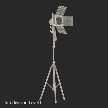 Photo Studio Lamps Collection. Render 61