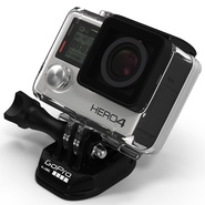 GoPro HERO4 Black Edition Camera Set. Preview 46