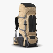 Large Camping Backpack Generic