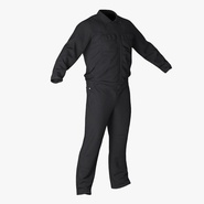 Long Sleeve Coveralls Uniform