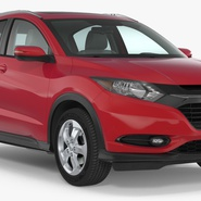 Compact SUV Honda HR-V 2017. Preview 5