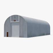 Quonset Hut Utility Building