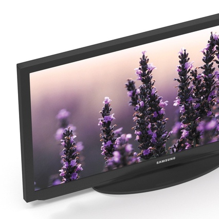 Samsung LED H5203 Series Smart TV 32 inch. Render 16