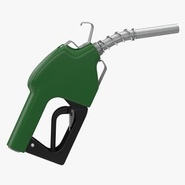 Fuel Nozzle Green