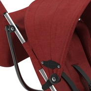 Baby Stroller Red. Preview 32