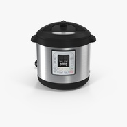 Electric Pressure Cooker Instan Pot. Preview 3