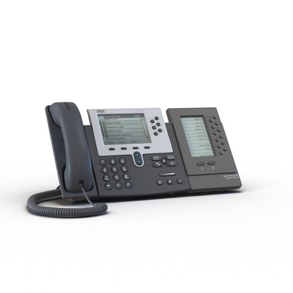 Cisco IP Phones Collection 6. Render 2