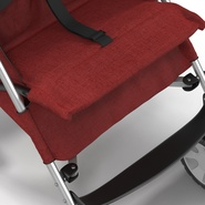 Baby Stroller Red. Preview 26