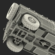Russian Mobility Vehicle GAZ Tigr M Rigged. Preview 86