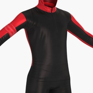 Speed Skater Suit Generic. Preview 11