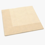 Beverage Napkin Brown