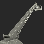 Telescopic Boom Lift Generic 4 Pose 2. Preview 86