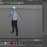 Construction Engineer Uniform. Preview 19