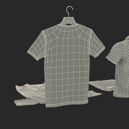 T-Shirts Collection. Render 63