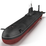 Typhoon Class Submarine. Preview 13