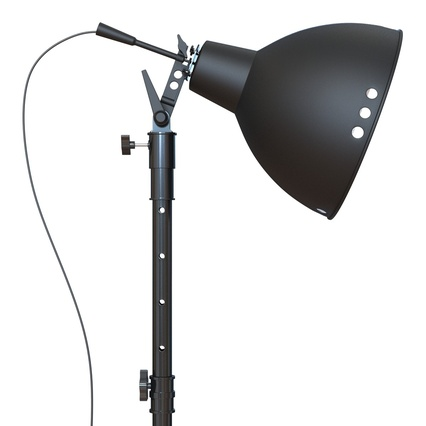 Photo Studio Lamps Collection. Render 37