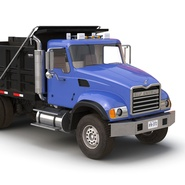 Dump Truck Mack Rigged. Preview 37