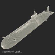 Typhoon Class Submarine. Preview 30